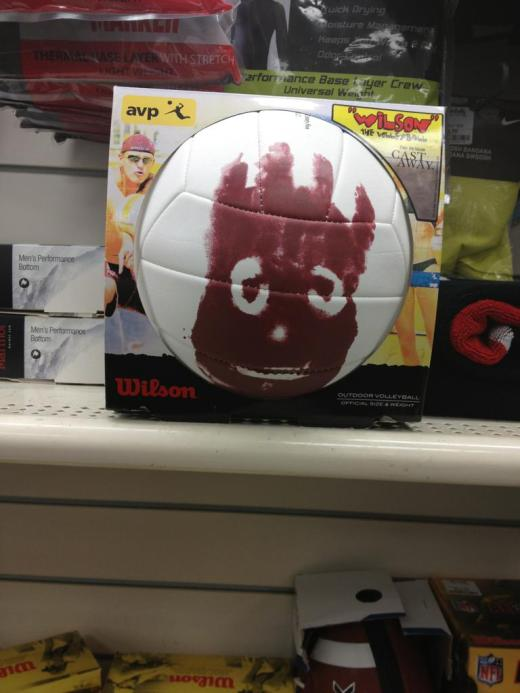 dont ever let go wilson....dont ever let go....