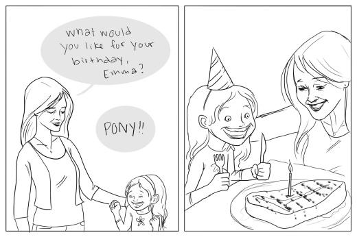 pony birthday